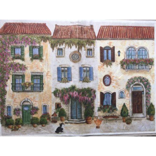 Ryžový papier 35x50 domov
