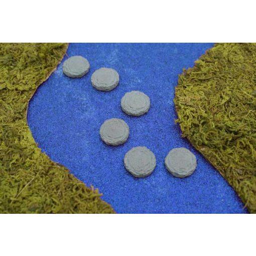 Mini našľapovacie kamene