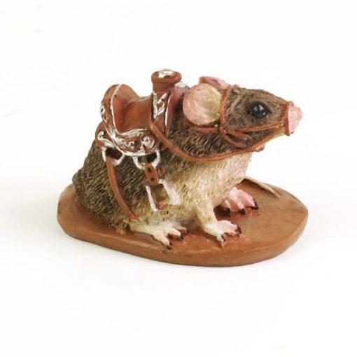 Osedlaná myš