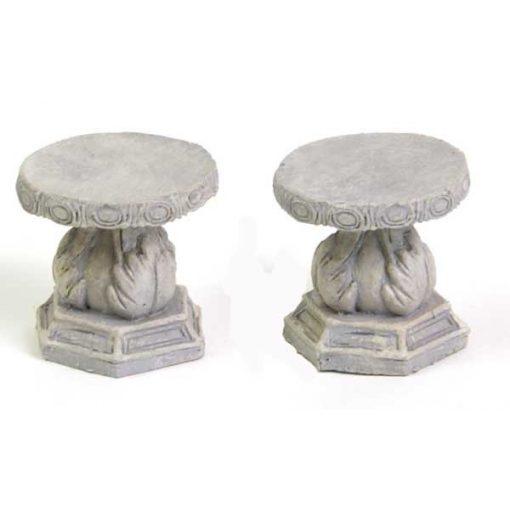 Kamenná stolička (2 ks)