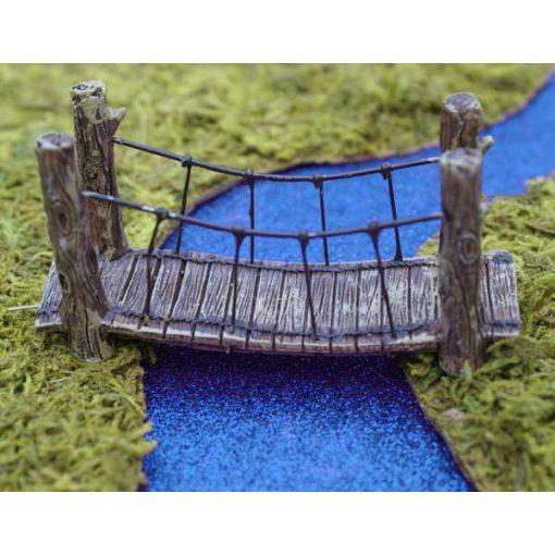 Závesný most