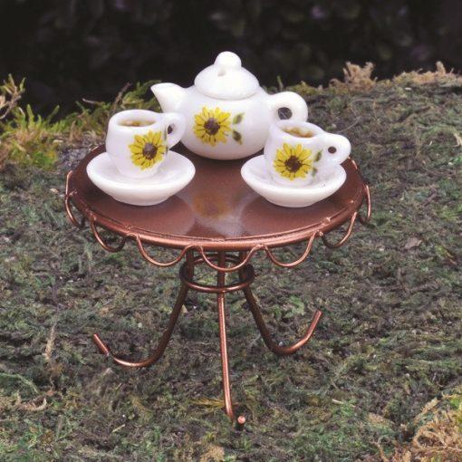 Porcelánový čajový set