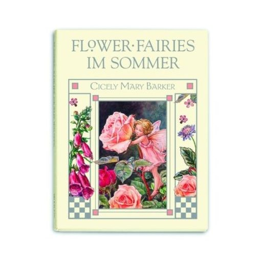 Letné kvetinové víly