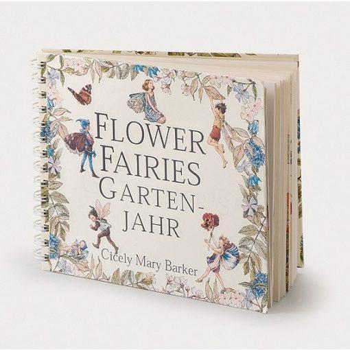 Flower Fairy Gartenjahr Buch