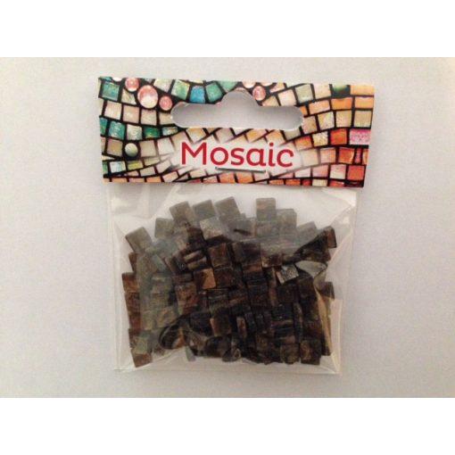 Mramorová mozaika hnedá
