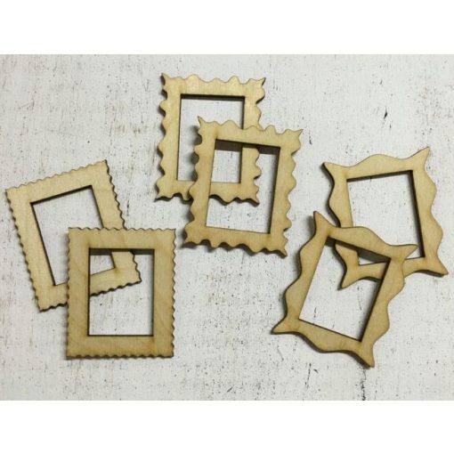 Drevený obrazový rám v 3 štýloch