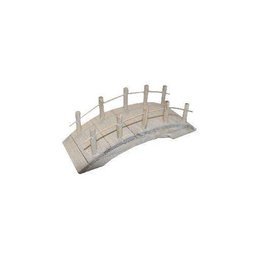 Drevený most