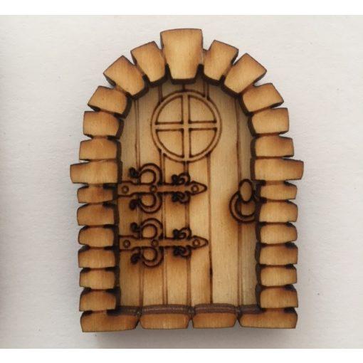 Stredoveké dvere,malé