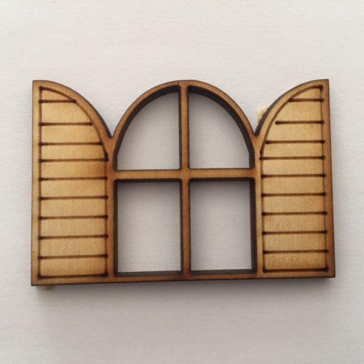 Dvojkrídlové okno