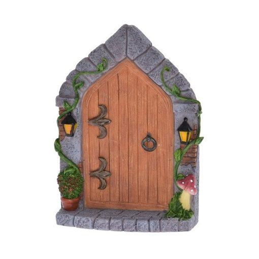 Vílie dvere s hríbom
