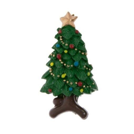 Vianočný stromček 2D (samolepiaci)
