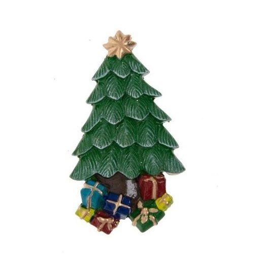 Vianočný stromček 2D (samolepiaci) 1 ks