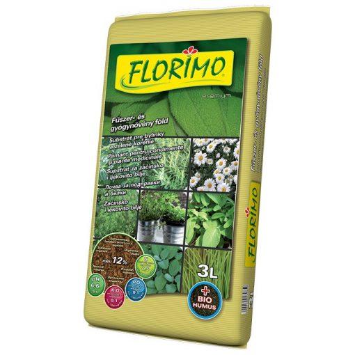 Florimo Substrát na bylinky a zelené korenie
