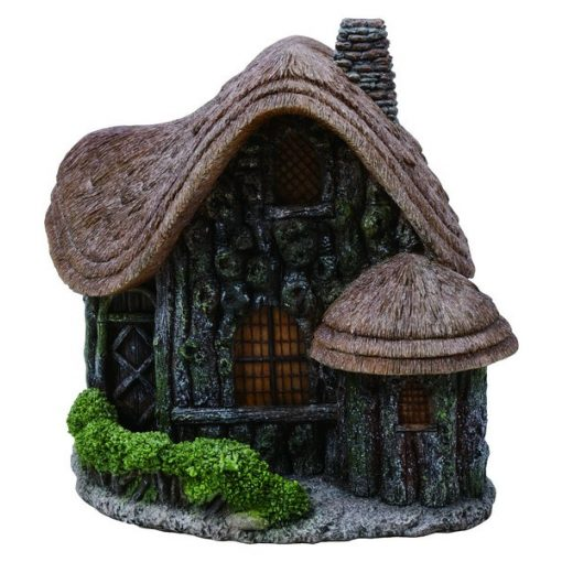 Dom s trstinovou strechou