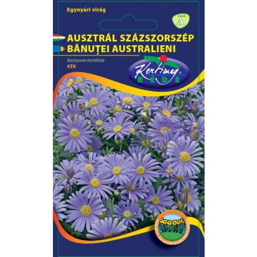 Sedmokráska austrálska Modrá